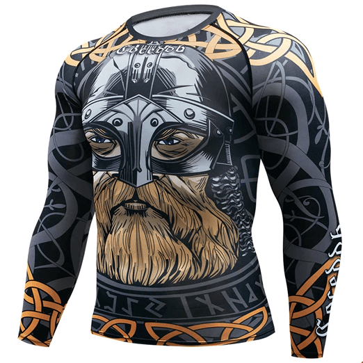 Hail Odin (Viking Gym SET Shirt/Pant)