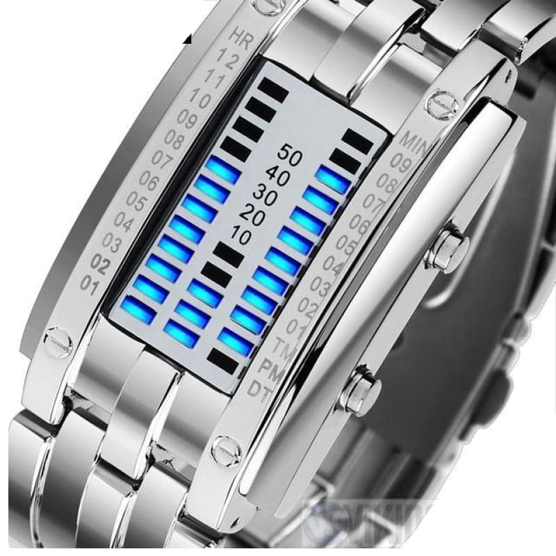 VIKING WATCH - BJORN - Silver Small - watch