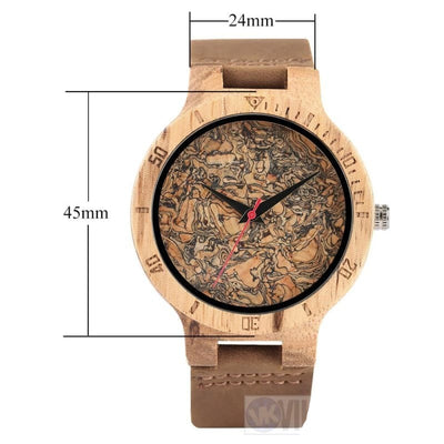 VIKING WATCH - COMPASS - watch