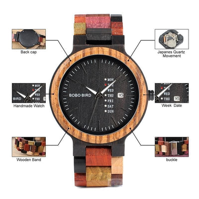VIKING WATCH - NORSEMAN - watch