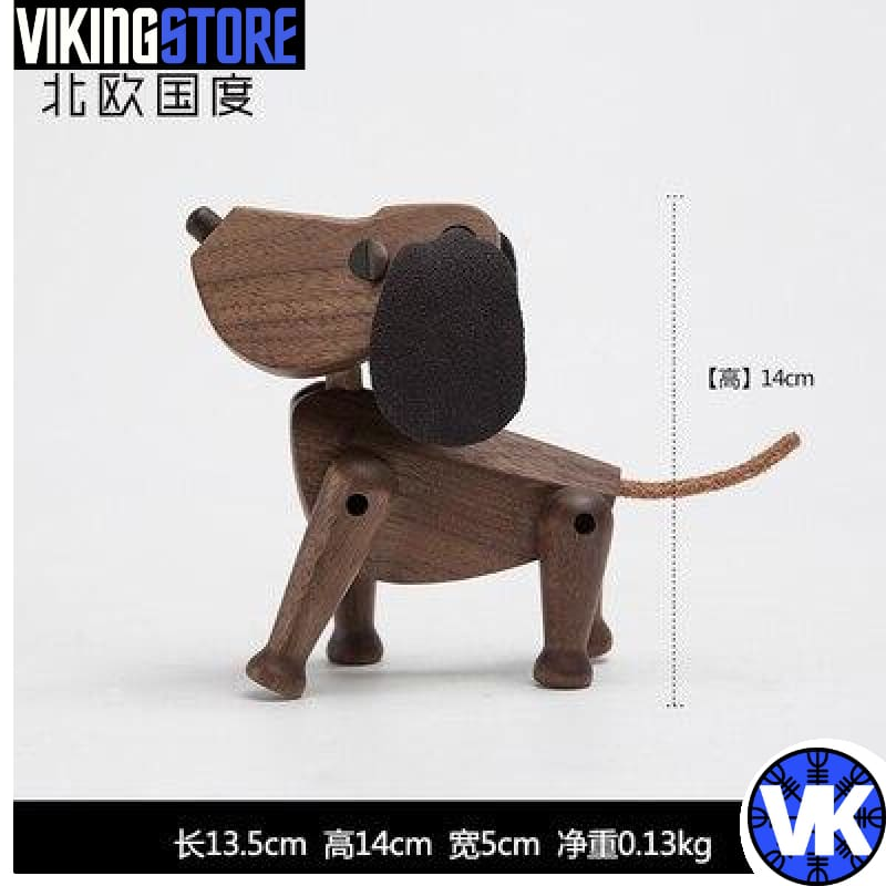 VIKING WOODEN STATUE - N - 200044142