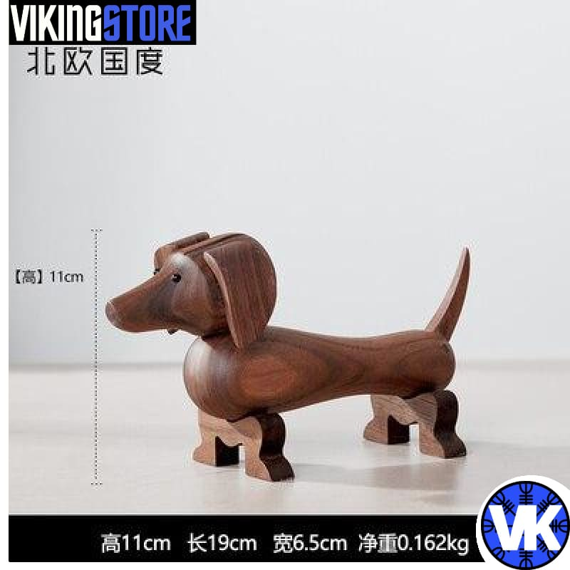 VIKING WOODEN STATUE - Q - 200044142