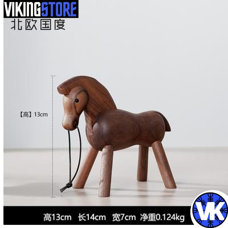 VIKING WOODEN STATUE - R - 200044142