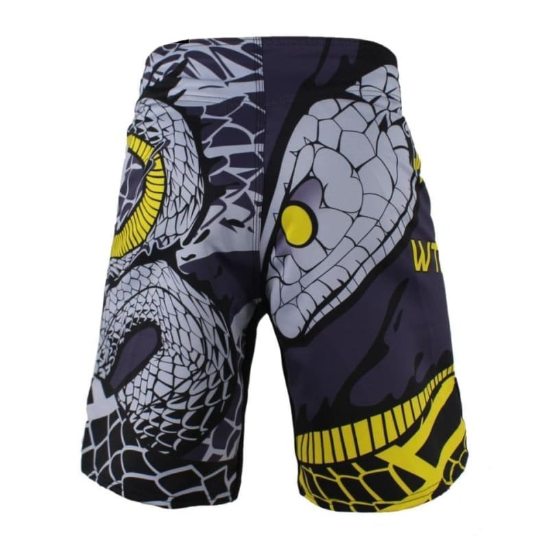 Vikings Sports Shorts - Snake