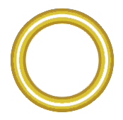 13418-10 Yellow HNBR O-ring 10 pack - Supercool Professional AC Products