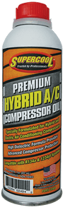 24940 (6 Pack) R-134a Hybrid & Electric POE Oil 7 oz. (207 ml) - Supercool Professional AC Products
