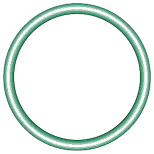 568-019-10 Green HNBR O-ring 10 pack - Supercool Professional AC Products