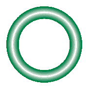 568-111-10 Green HNBR O-ring 10 pack - Supercool Professional AC Products