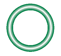 568-113-10 Green HNBR O-ring 10 pack - Supercool Professional AC Products