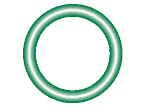 568-114-10 Green HNBR O-ring 10 pack - Supercool Professional AC Products