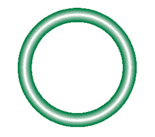 568-115-10 Green HNBR O-ring 10 pack - Supercool Professional AC Products