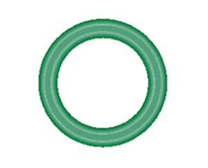 568-125-10 Green HNBR O-ring 10 pack - Supercool Professional AC Products
