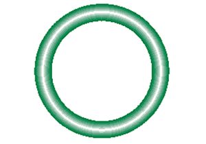 568-2109-10 Green HNBR O-ring 10 pack - Supercool Professional AC Products