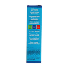 Load image into Gallery viewer, FDA Certified Clinical Digital Infrared No-Touch Human Thermometer