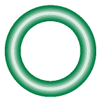 M2107-10 Green HNBR O-ring 10 pack - Supercool Professional AC Products