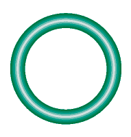 M2113-10 Green HNBR O-ring 10 pack - Supercool Professional AC Products