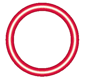 OV116-10 Red Oval HNBR O-ring 10 pack - Supercool Professional AC Products