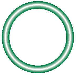 OV211-10 Green HNBR O-ring 10 pack - Supercool Professional AC Products