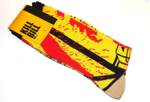 Kill Bill Vol. 1 Socks