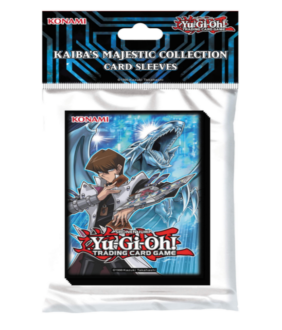 YU-GI-OH! Kaiba's Majesty Collection Card Sleeves