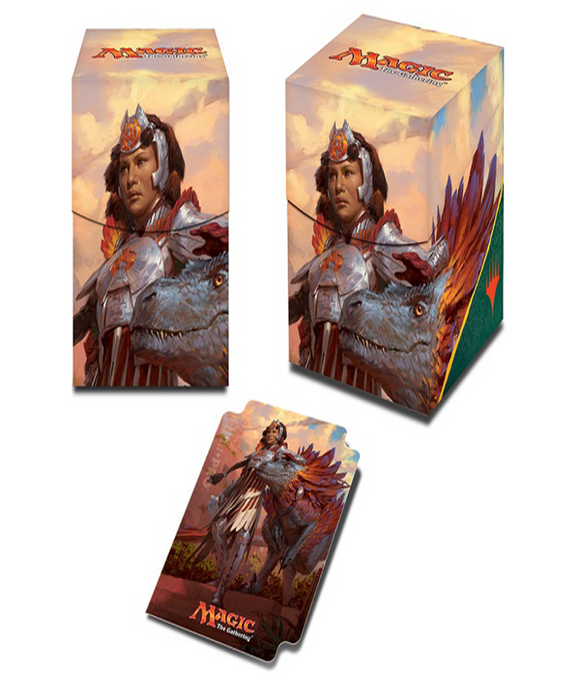 ULTRA PRO Magic: The Gathering - DECK BOX - PRO 100+ Ixalan v3