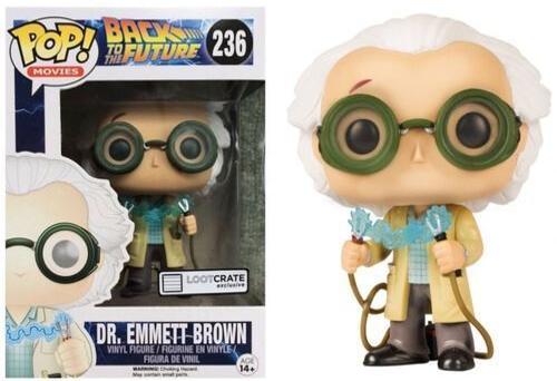 Dr. Emmett Brown (Back to the Future)