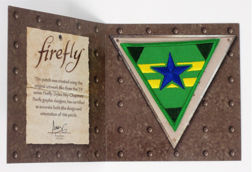 Firefly Independents Patch
