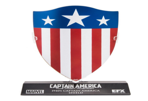 Captain America 1940's Shield