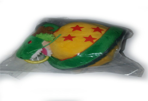 Dragon Ball Z Plush Ball with Dragon and 4 Stars