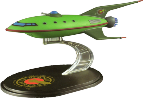 Futurama Planet Express Ship Model