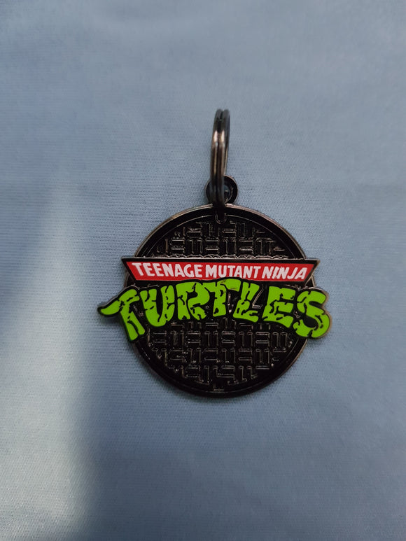 TEENAGE MUTANT NINJA TURTLES PET CHARM