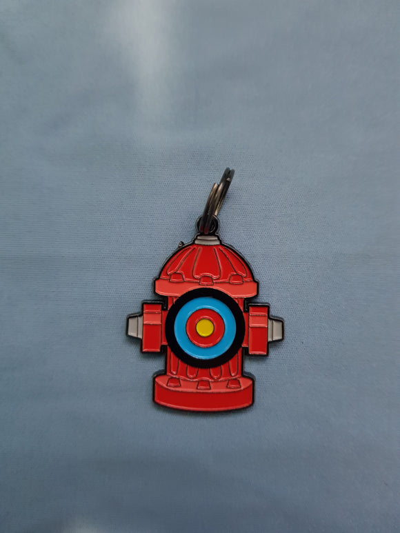 FIRE HYDRANT PET CHARM