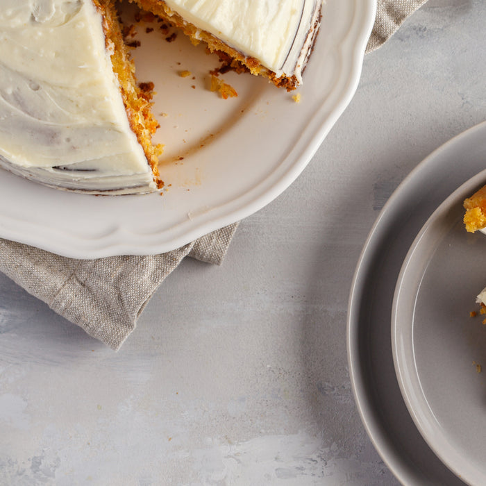 Carrot cake to die for