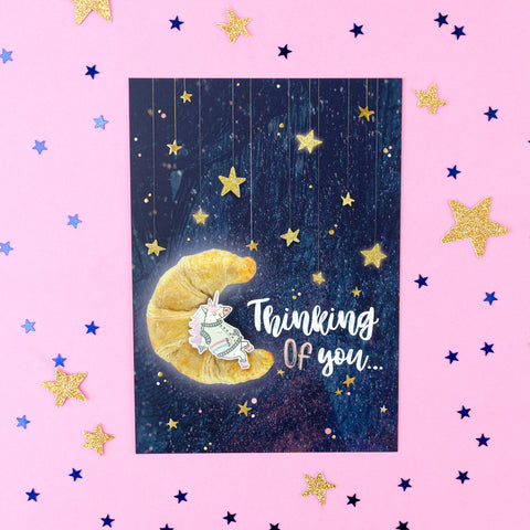 Postcard 'Thinking of You'