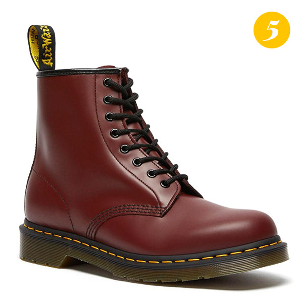 Dr. Martens 1460 smooth - cherry red