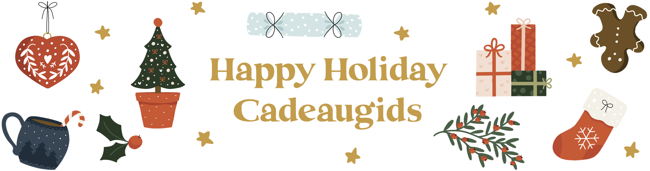 Happy Holiday Cadeaugids