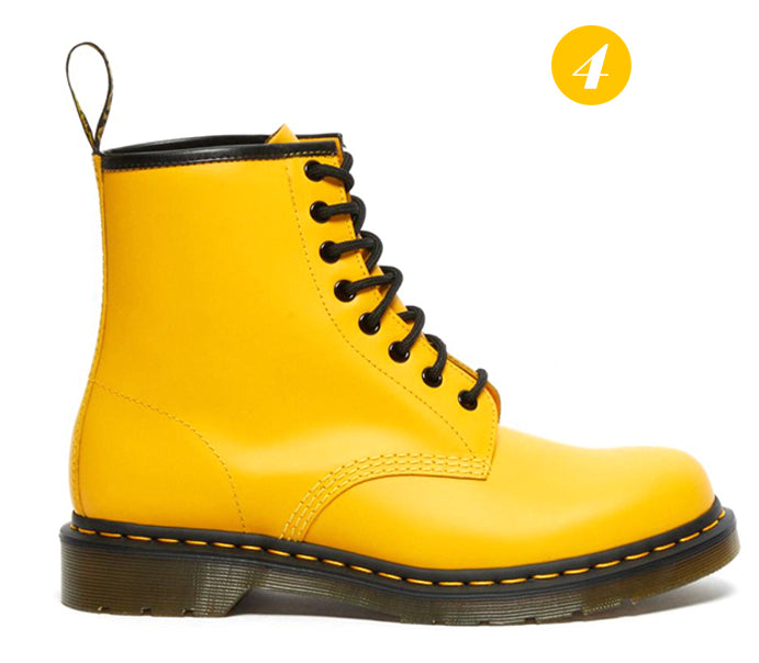 Dr. Martens 1460 smooth yellow