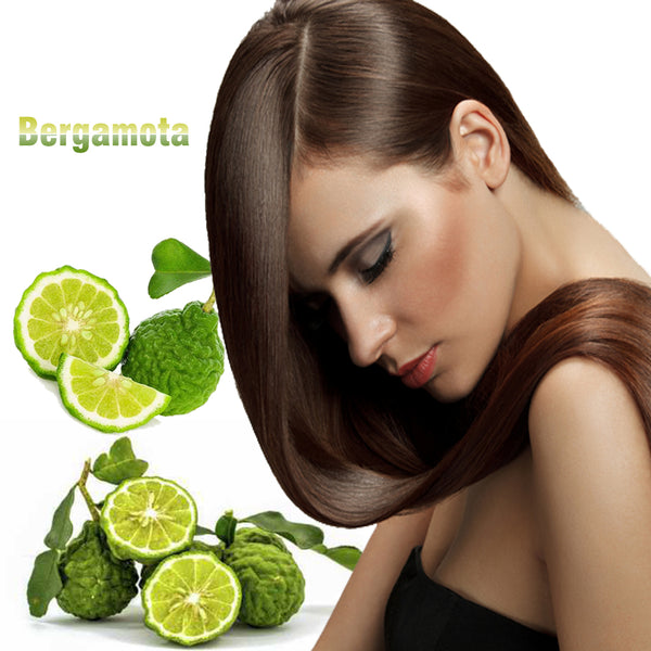 BERGAMOTA OIL AND SHAMPOO WILL IT BE GOOD? KNOW YOUR PROPERTIES.