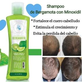 birth of new hair with bergamot