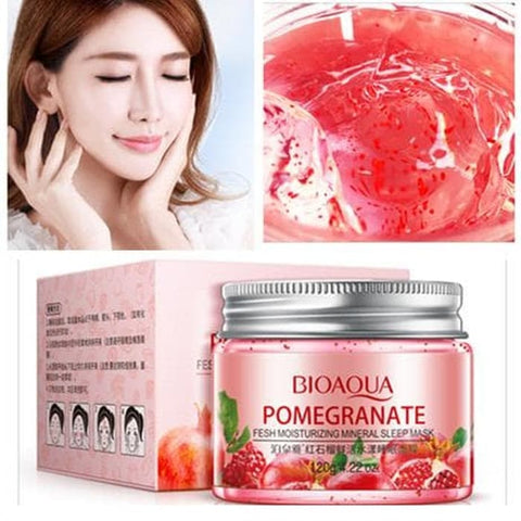 Pomegranate Bioaqua Facial Mask