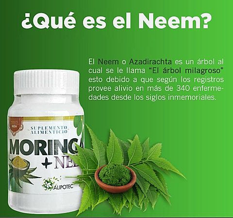 alipotec supplement moringa and neem tree