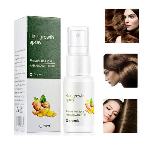 spray for hair loss and accelerate growth