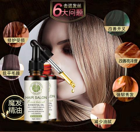 oil to eliminate alopesia