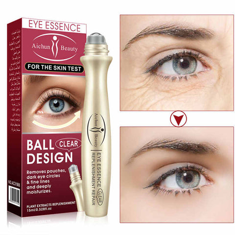 RESULTS Roll of dark circles BRIGHT EYES or Bioaqua bright eyes