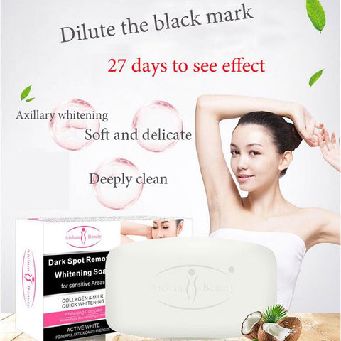 thai skin whitening soap