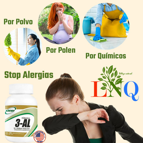 suplementos anti alergias