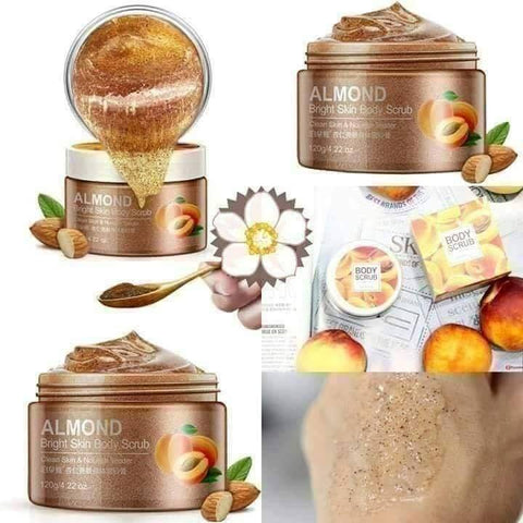 Bioacua Almond Body Scrub