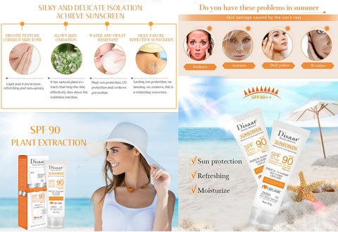 disaar sunscreen
