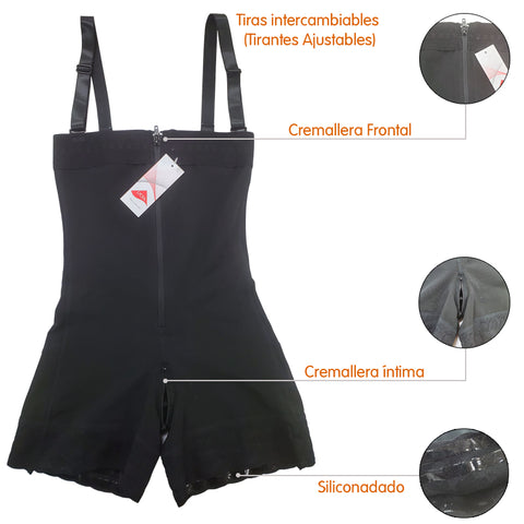 full colombian girdle powernet