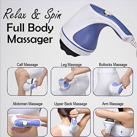Relax And Spin Tone Slimming Toning And Relaxing